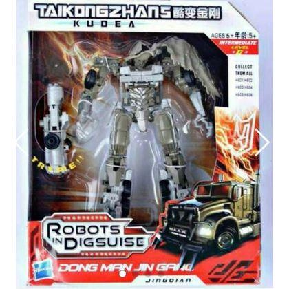 TAIKONGZHANS KUDEA ROBOTS IN DISGUISE MEGATRON - MODEL H-604
