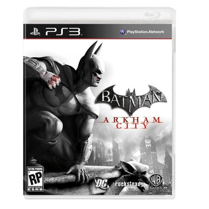 PS3 BATMAN ARKHAM CITY R2 ENGLISH