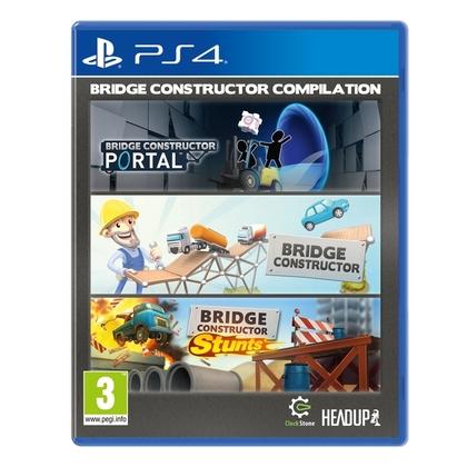 PS4 BRIDGE CONSTRUCTION COMPILATION 3 IN 1 R2