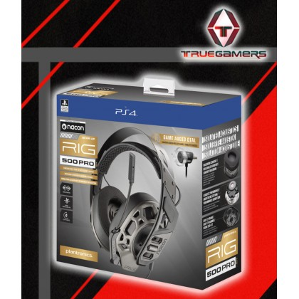 NACON RIG 500 PRO HS PLAYSTATION 4 HEADSET - RIG LIMITED EDITION
