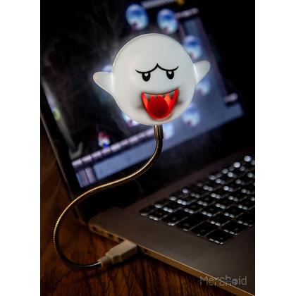 NINTENDO OFFICIALLY SUPER MARIO - BOO USB LIGHT
