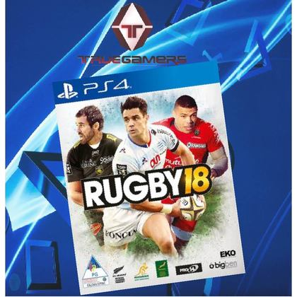 PS4 RUGBY 18 ALL ENG