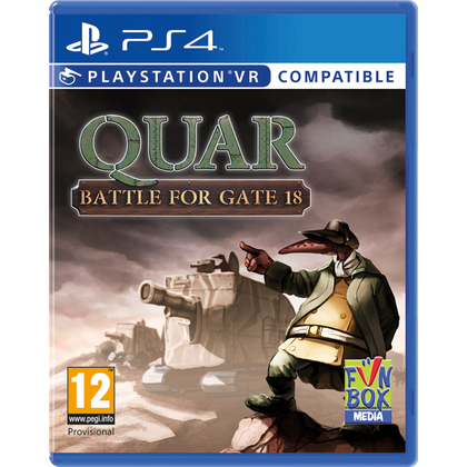 PS4 QUAR INFERNAL MACHINES VR R2