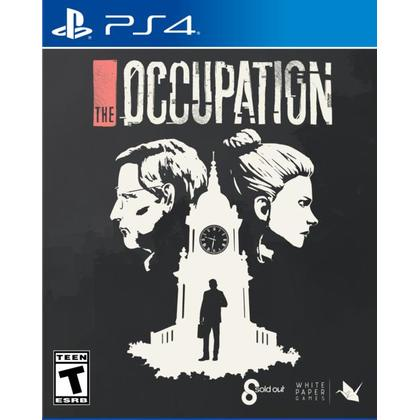 PS4 THE OCCUPATION VR R2