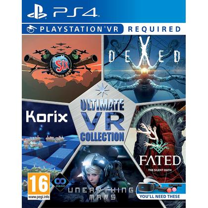 PS4 ULTIMATE VR COLLECTION R2
