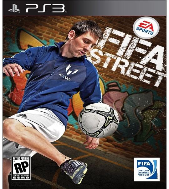 PS3 FIFA STREET - R2