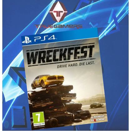 PS4 WRECKFEST R2 STANDARD EDITION