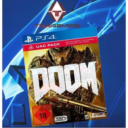 PS4 DOOM UAC PACK EDITION - R2