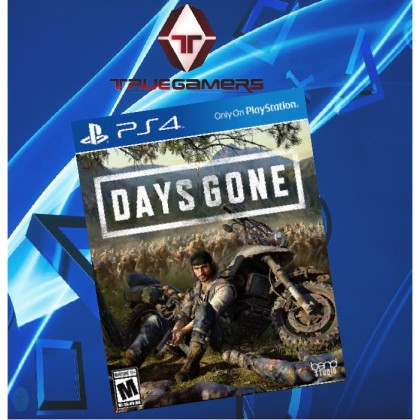 PS4 DAYS GONE R2