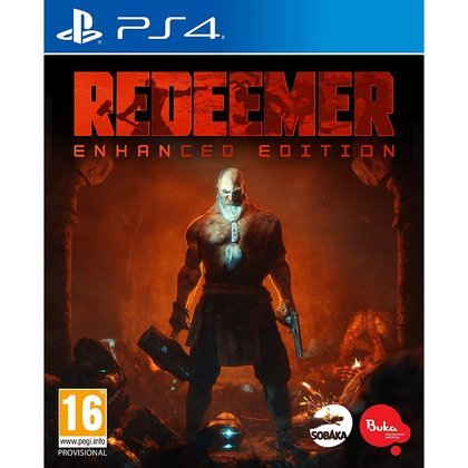 PS4 REDEEMER ENHANCE EDITION R2