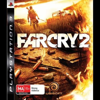 PS3 FAR CRY 2 R3