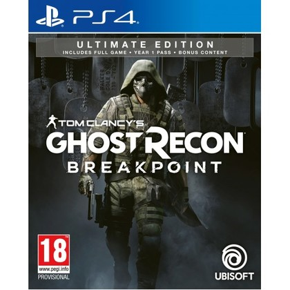 PS4 TOM CLANCYS GHOST RECON BREAKPOINT ULTIMATE EDITION - R3