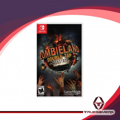 SWITCH ZOMBIELAND DOUBLE TAP - ROAD TRIP