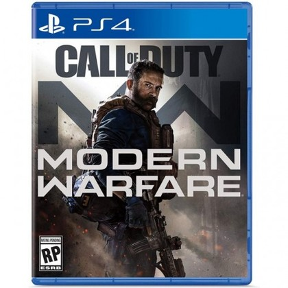 PS4 CALL OF DUTY MODERN WARFARE R2 ENGLISH