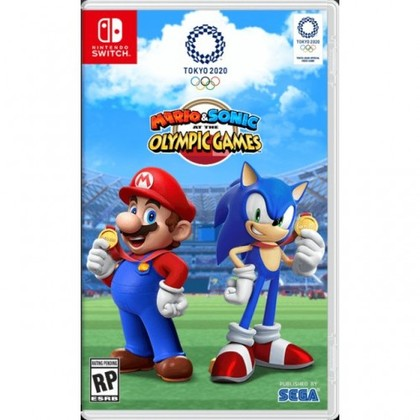 SWITCH MARIO & SONIC AT THE OLYMPIC GAMES TOKYO 2020