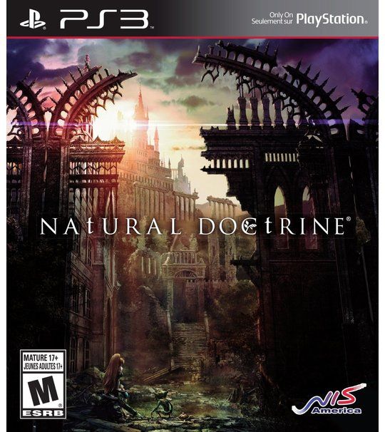 PS3 NATURAL DOCTRINE - R3