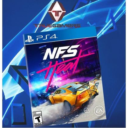 PS4 NEED FOR SPEED HEAT R2 - ENGLISH