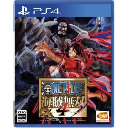 PS4 ONE PIECE PIRATE WARRIORS 4 R3 ENGLISH [PRE ORDER 26/03/2020]