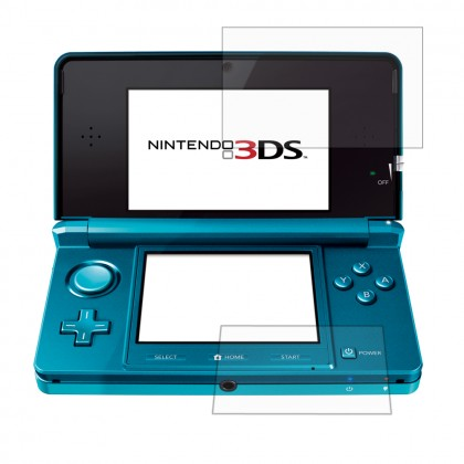NINTENDO 3DS SCREEN PROTECTOR