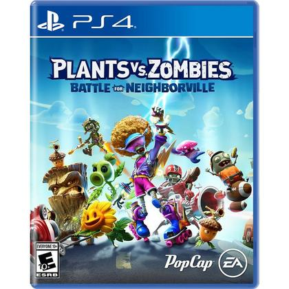 PS4 PLANTS VS ZOMBIES BATTLE OF NEIGHBORVILLE R2