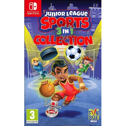 SWITCH JUNIOR LEAGUE SPORT 3 IN 1 COLLECTION