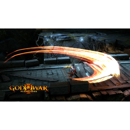 PS4 GOD OF WAR 3 REMASTERED - R4 ENGLISH
