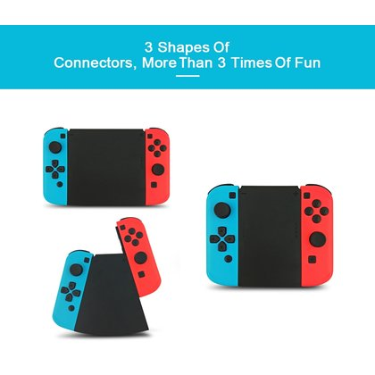 NINTENDO SWITCH 5 IN 1 CONNECTOR PACK FOR JOY CON TNS-19021
