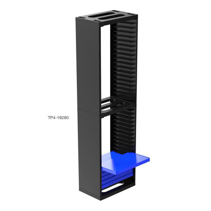 PS4 DOBE GAME STORAGE STAND (CAN PUT 36 GAMING DISC) TP4-19280