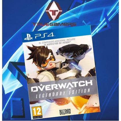 PS4 OVERWATCH LEGENDARY EDITION R1/ALL