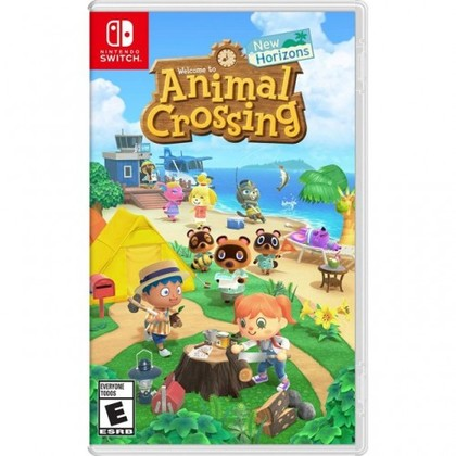 SWITCH ANIMAL CROSSING NEW HORIZON CHN/ENG