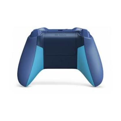 XBOX ONE WIRELESS CONTROLLER WITH 3.5MM JACK & BLUETOOTH SPORT BLUE
