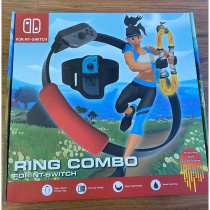 NINTENDO SWITCH RING FIT ONLY ( NO INCLUDED GAMES) - 3RD PARTY