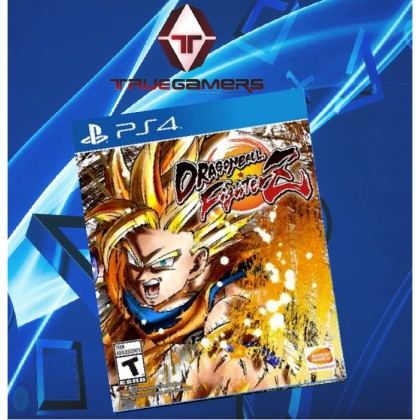 PS4 DRAGON BALL FIGHTER Z - R1 ENGLISH