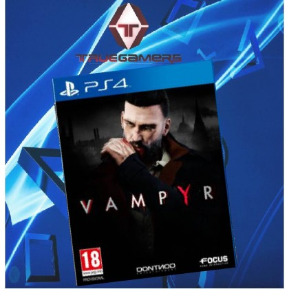 PS4 VAMPYR R1 - ENGLISH VERSION