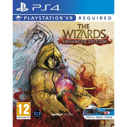 PS4 THE WIZARD VR R2 ENGLISH