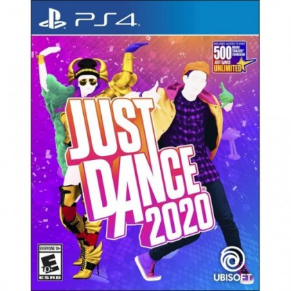 PS4 JUST DANCE 2020 R2 ENGLISH