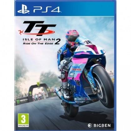 PS4 TT ISLE OF MAN RIDE ON THE EDGE 2 R2