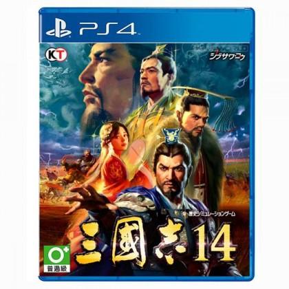 PS4 SANGOKUSHI 14 三國志14 - (中文版)