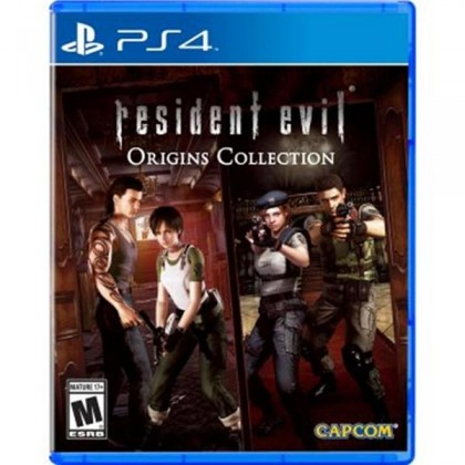 PS4 RESIDENT EVIL ORIGINS COLLECTION R2 ENGLISH