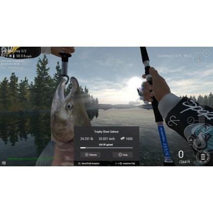 PS4 THE FISHERMAN FISHING PLANET R1 ENGLISH