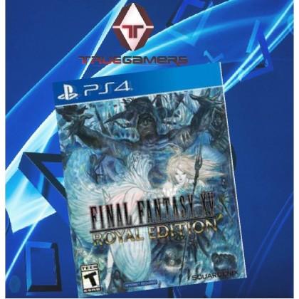 PS4 FINAL FANTASY XV ROYAL EDITION - R1 ENGLISH