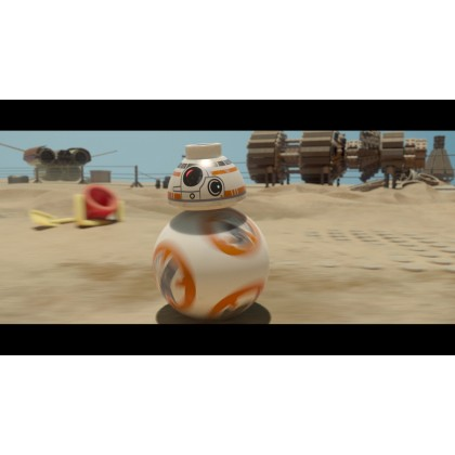 PS4 LEGO STAR WARS THE FORCE AWAKENS - R1 ENGLISH
