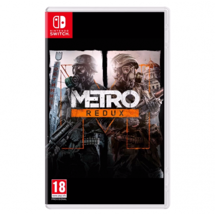 SWITCH METRO REDUX ENGLISH VERSION