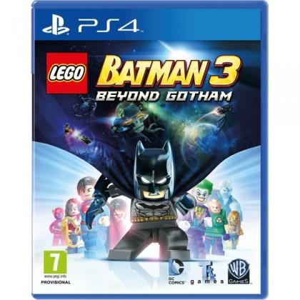 PS4 LEGO BATMAN 3 BEYOND GOTHAM - R3 ENGLISH