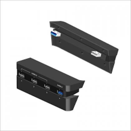 PS4 DOBE SLIM USB HUB TP4-821