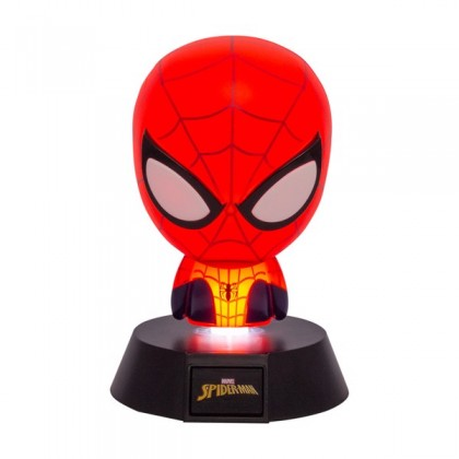 MARVEL OFFICIAL SPIDERMAN ICON LIGHT