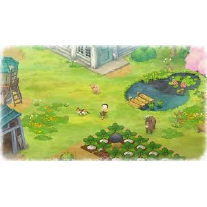 PS4 DORAEMON STORY OF SEASONS R3 ENGLISH VER [PRE ORDER 30/07/2020]