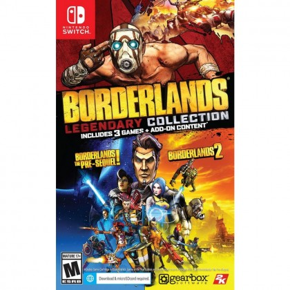 SWITCH BORDERLANDS LEGENDARY COLLECTION [PRE ORDER 29/05/2020]