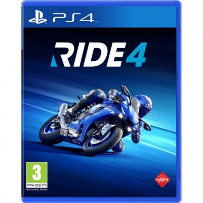 PS4 RIDE 4 - R2 CHN/ENG [PRE ORDER  08/10/2020]
