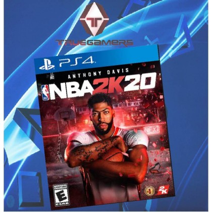 PS4 NBA 2K20 - R2 ENGLISH VERSION